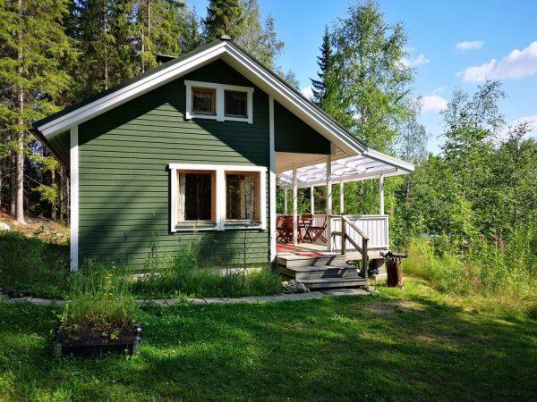 Fins huisje huren in Savonlinna 2