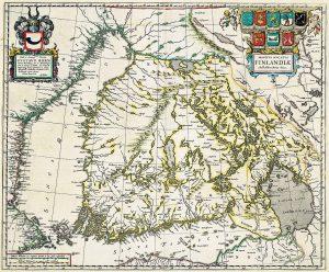 Grand Duchy of Finland 1662