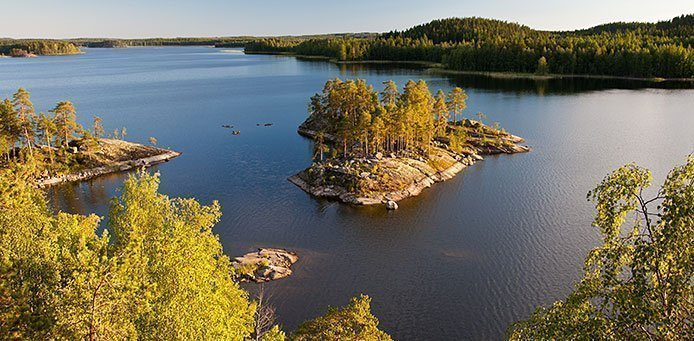 Savonranta Kolovesi National Park