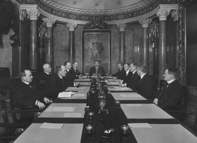 Finnish Senate1917