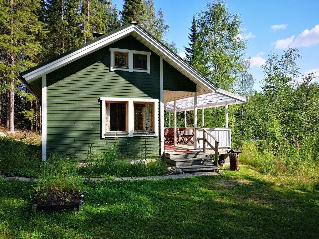 Foto's van cottage Metsäranta Savonranta 1