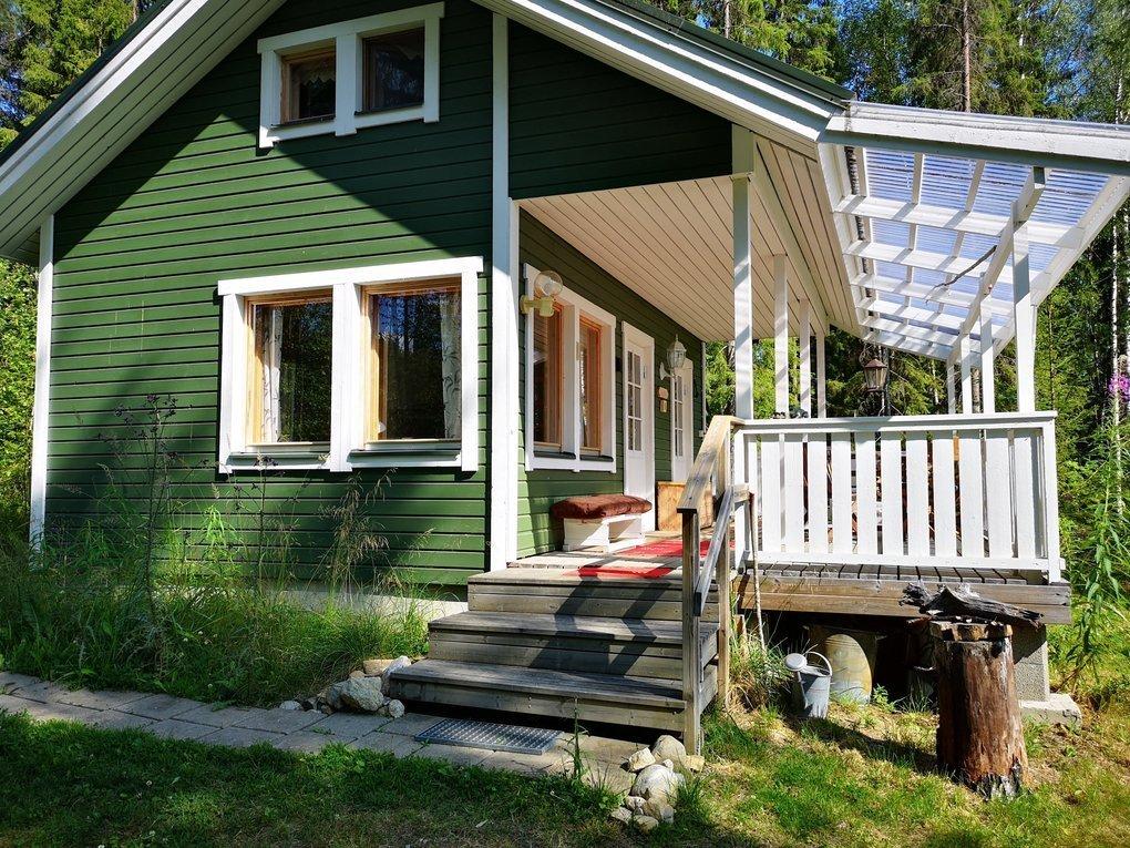 Foto's van cottage Metsäranta Savonranta 2