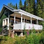 cottage metsäranta savonranta