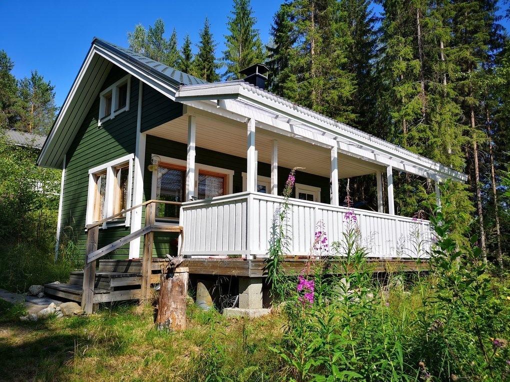 Foto's van cottage Metsäranta Savonranta 3
