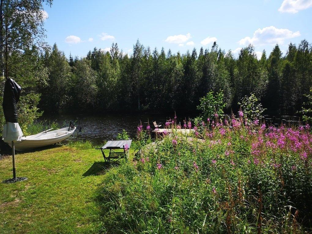 Foto's van cottage Metsäranta Savonranta 30