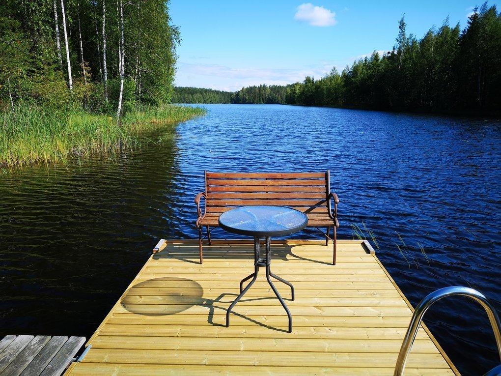 Foto's van cottage Metsäranta Savonranta 28