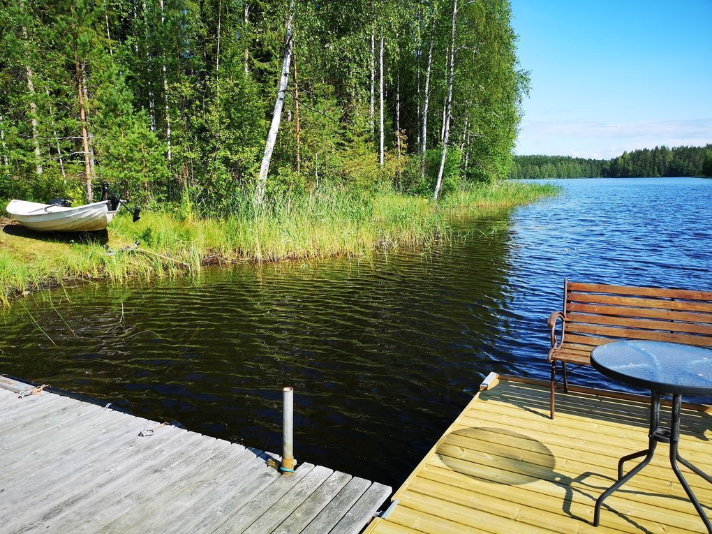 Foto's van cottage Metsäranta Savonranta 27