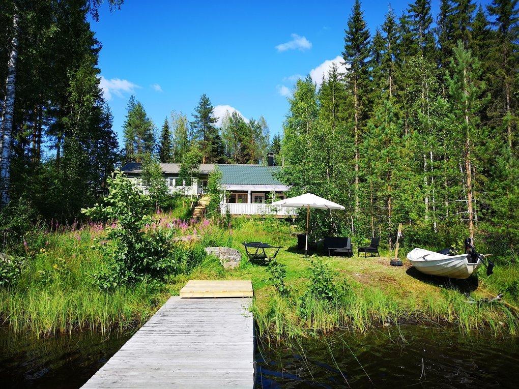 Foto's van cottage Metsäranta Savonranta 26