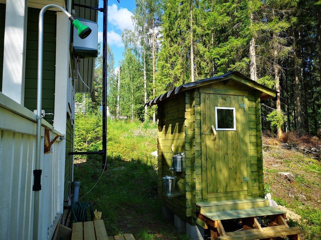 Foto's van cottage Metsäranta Savonranta 21