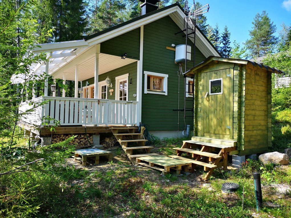 Foto's van cottage Metsäranta Savonranta 20