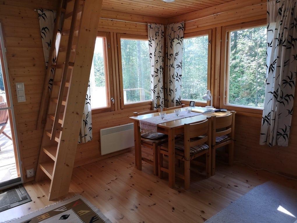 Foto's van cottage Metsäranta Savonranta 11