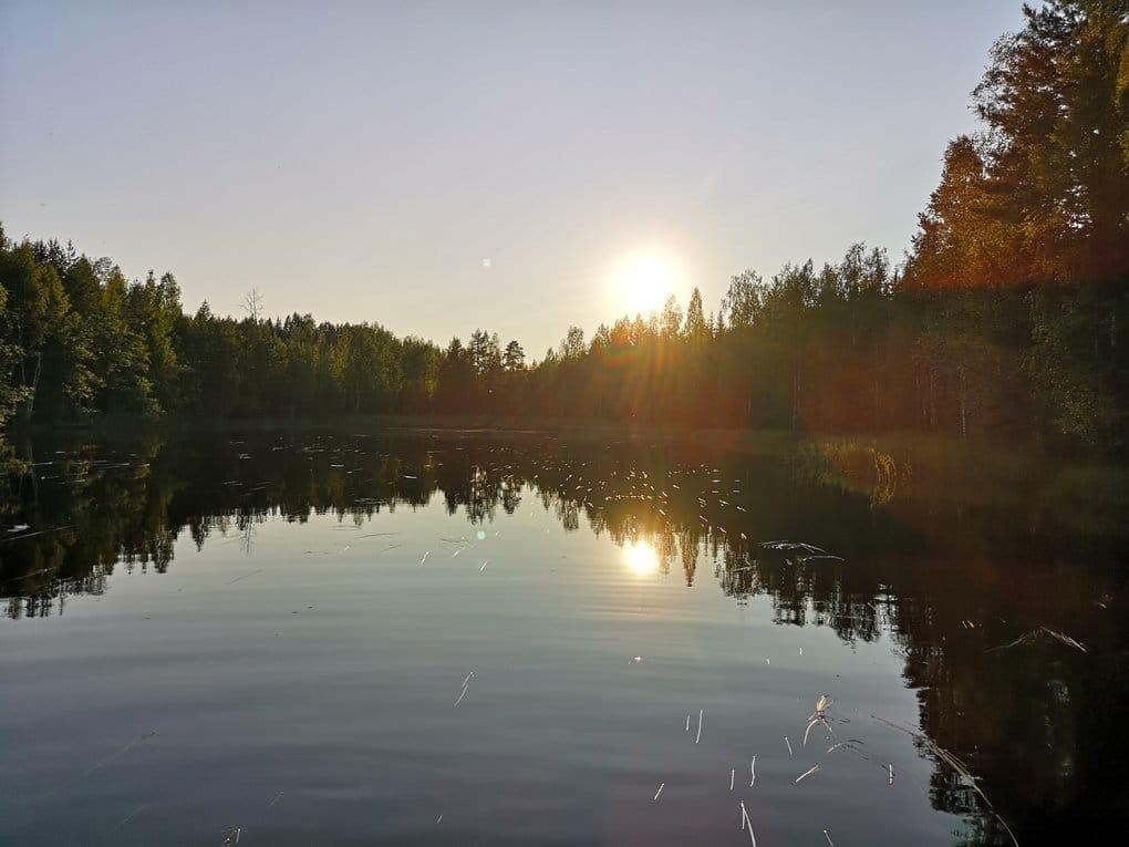 Foto's van cottage Metsäranta Savonranta 31