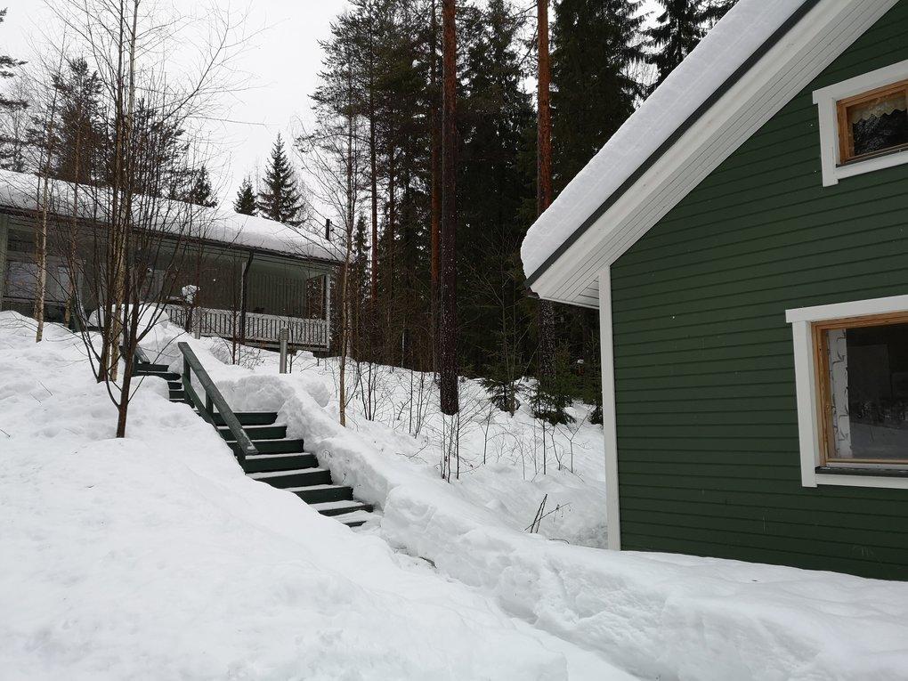 Foto's van cottage Metsäranta Savonranta 32