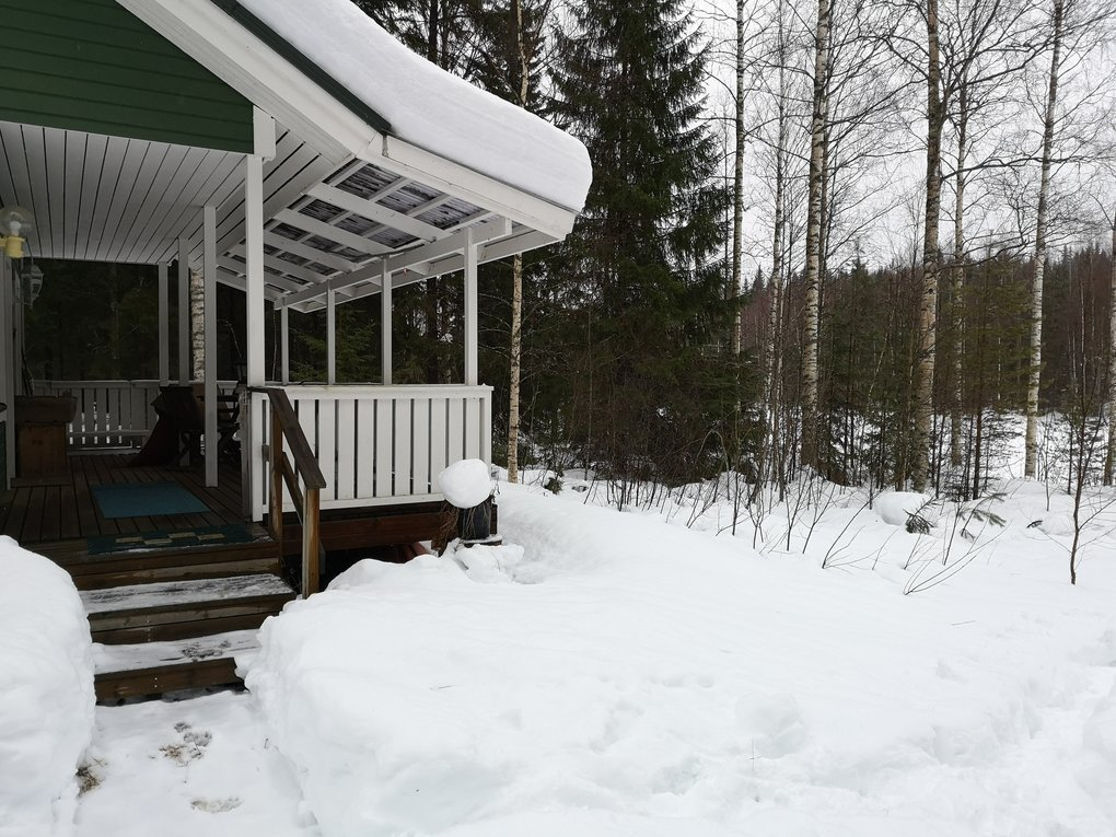 Foto's van cottage Metsäranta Savonranta 34