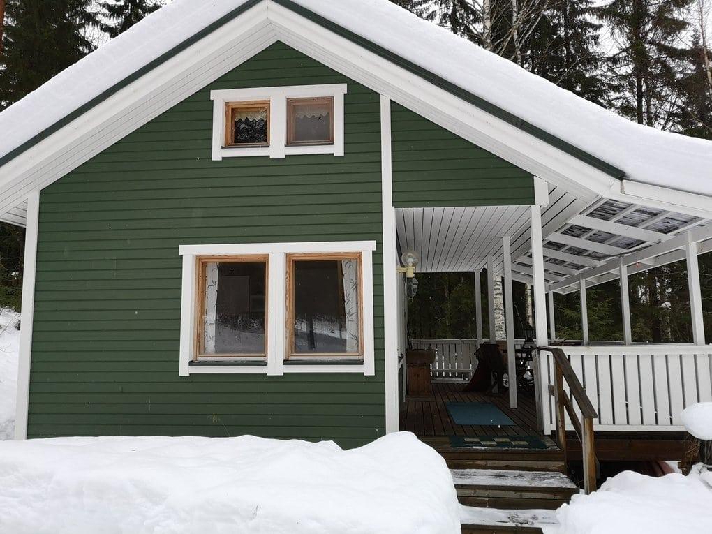 Foto's van cottage Metsäranta Savonranta 33