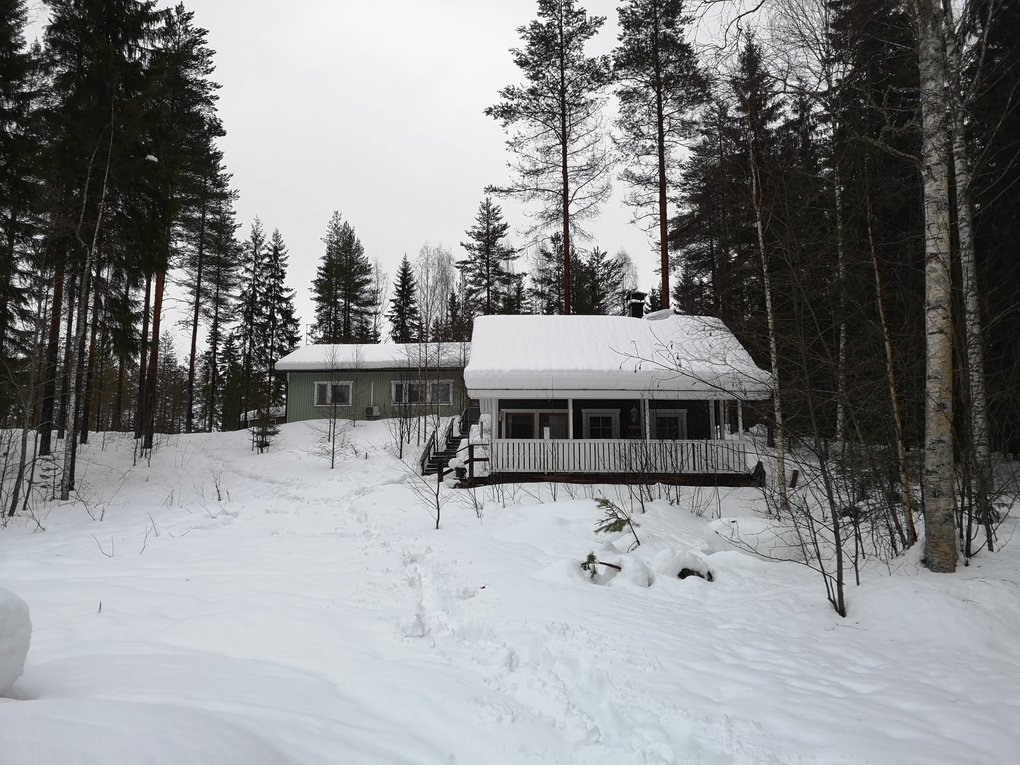 Foto's van cottage Metsäranta Savonranta 35