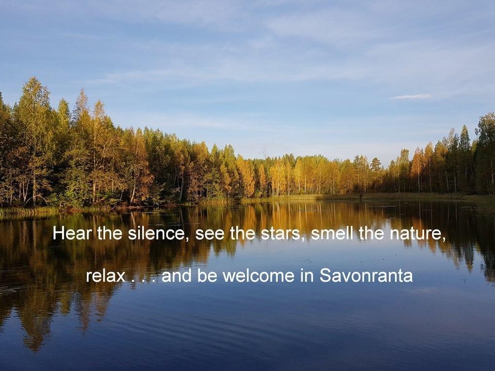 Foto's van cottage Metsäranta Savonranta 37