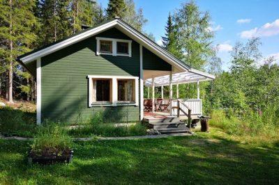 finnish cottage metsäranta savonranta finland 01