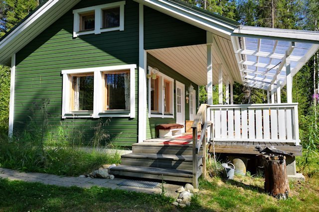 finnish cottage metsäranta savonranta finland 02