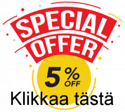 special offer Suomi
