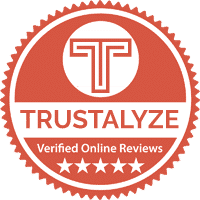 trustalyze badge